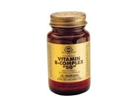 FORMULA B 50 COMPLEX veg.caps - Νευρικό σύστημα - δέρμα, μαλλιά, οφθαλμοί - ορμόνες-Ανοσοποιητικό σύστημα - κυκλοφορία