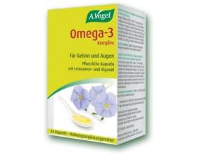 Omega-3 complex - Φυτική πηγή λιπαρών οξέων Ω3