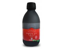 TERRANOVA Omega Oil 3-6-7-9 βιολογικής καλλιέργειας με Ω7, χωρίς ιχθυέλαια