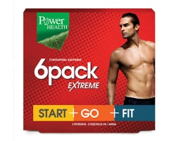 Power Health 6 pack Extreme for men