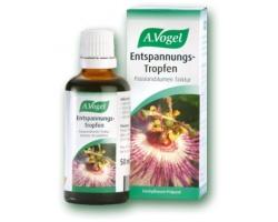 Passiflora ( Entspannungs) drops – Φυτικό ηρεμιστικό – Βάμμα από φρέσκια πασσιφλόρα