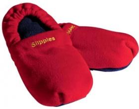 Slippies –  για κρύα, κουρασμένα πόδια