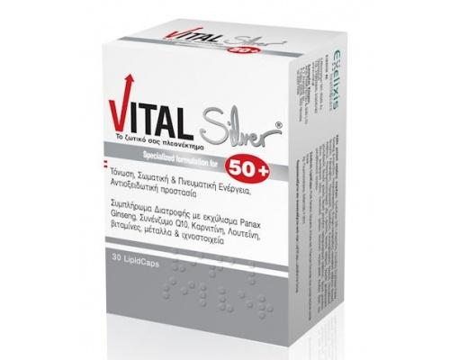 VITAL Silver 50+ ( 30 caps )