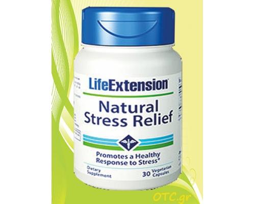NATURAL STRESS RELIEF – Ενάντια στο στρες