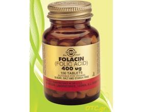 Solgar Folacin (Folic Acid) 400μg - Αναιμία