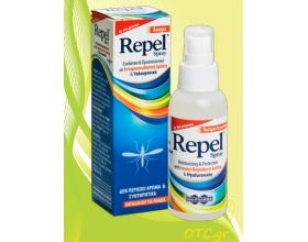 REPEL (Hyaluronate + IR3535) – εντομοαπωθητική λοσιόν σε spray