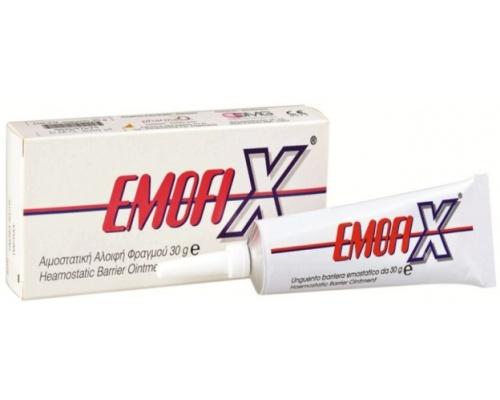 EMOFIX - αιμοστατική αλοιφή