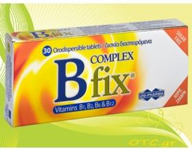 B COMPLEX FIX