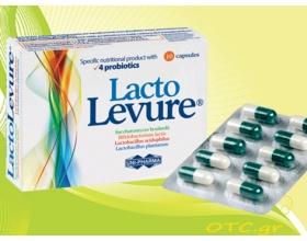 LactoLevure – Συμπλήρωμα διατροφής με 4 προβιοτικά