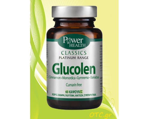 Power Health Glucolen Platinum formula