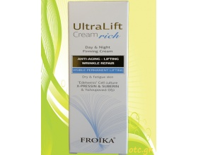 Froika Ultralift Cream Rich – Αντιγηραντική κρέμα ημέρας και νύχτας