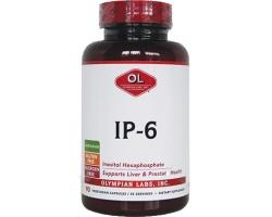 IP-6 Αντιοξείδωση και βελτίωση της λειτουργίας του ήπατος και του προστάτη