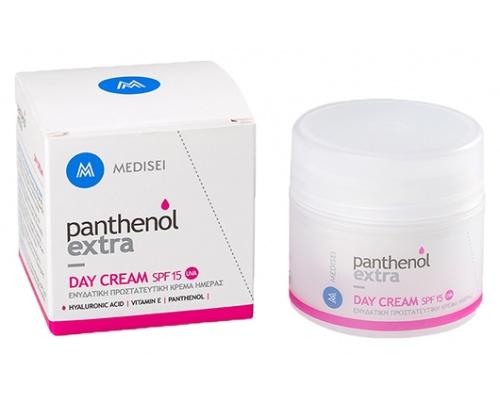 Panthenol Extra Day Cream - Καθημερινή ενυδάτωση προσώπου