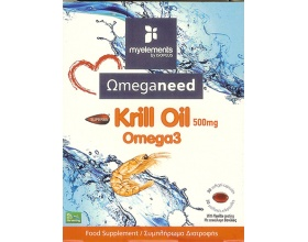 KRILL OMEGA 3 – Ω3 Λιπαρά οξέα