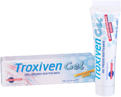 Troxiven Gel - Για αιμορροΐδες, κουρασμένα και βαριά πόδια