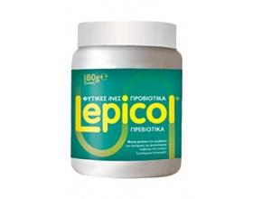 LEPICOL – Φυτικές ίνες με προβιοτικά & πρεβιοτικά