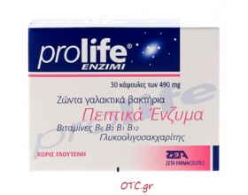 Prolife enzimi 30 caps