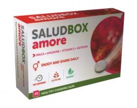 Amore Saludbox - Βελτιώνει την ποιότητα των σεξουαλικών σχέσεων