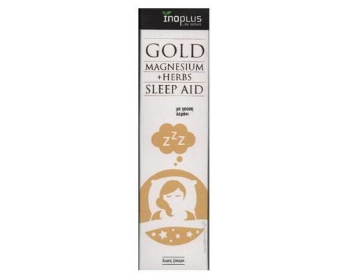 GOLD MAGNESIUM + HERBS SLEEP AID