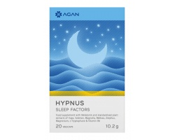 AGAN HYPNUS SLEEP FACTORS – 20 VEGICAPS