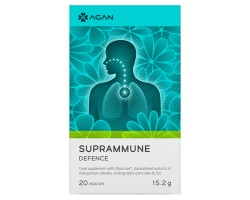 AGAN SUPRAMMUNE DEFENCE  (20 φυτικές κάψουλες)