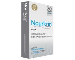 Nourkrin Man-για την ανδρική τριχόπτωση