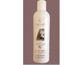 FAIR HAIR ΛΟΣΙΟΝ – Χ Επαναφέρει το χρώμα στα γκρίζα και λευκά μαλλιά