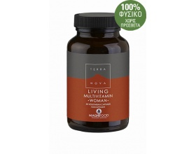 TERRANOVA Living Multivitamin WOMAN