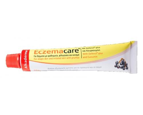 ALKADERMA ECZEMACARE - Για την ατοπική δερματίτιδα, έκζεμα