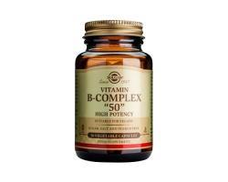 SOLGAR FORMULA B50 Complex Vegetable Capsules