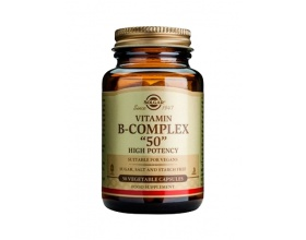 SOLGAR FORMULA B50 Complex Vegetable Capsules