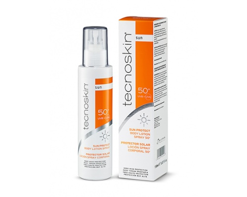 Tecnoskin Sun Protect Body Lotion Spray 50+