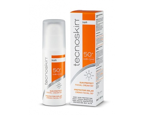 Tecnoskin Sun Protect Facial Cream 50+