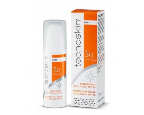 Tecnoskin Sun Protect Soft Touch Spf 30