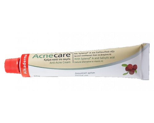 ACNECARE Cream Φυσική και αποτελεσματική λύση κατά της ακμής