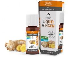Ginger drops - Στοματικό διάλυμα κατά της ξηροστομίας