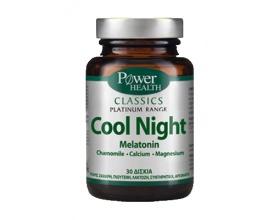 Power Health Cool Night - Για την αϋπνία χωρίς εθισμό και παρενέργειες