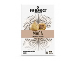 SUPERFOODS Maca  – Super αφροδισιακή δράση