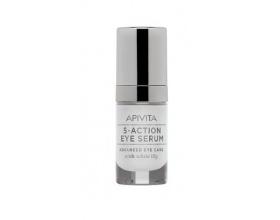 APIVITA EYE SERUM 5 ACTION - Ορός Εντατικής Φροντίδας για τα μάτια