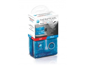 TheraPearl Θερμοφόρα - Παγοκύστη για τη Μέση με ζώνη περίδεσης