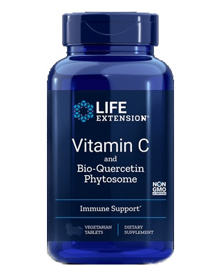 Vitamin C and Bio-Quercetin Phytosome 1000mg