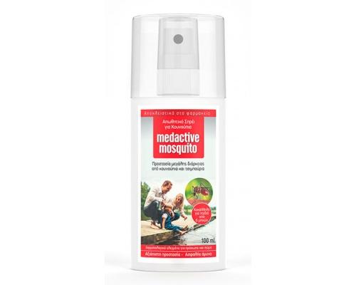 Medactive Mosquito - Eντομοαπωθητικό με βιολογική δράση