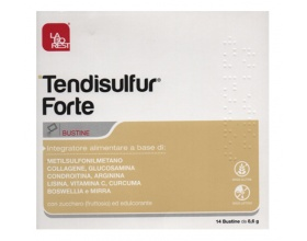 Tendisulfur Forte - για φυσιολογική λειτουργία των αρθρώσεων