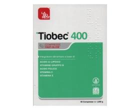 Tiobec 400mg tabs fast-slow