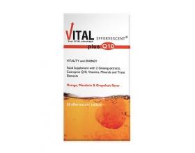 VITAL Plus Q10 Effervescent