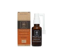 APIVITA PROPOLIS Βιολογικό Spray για το Λαιμό