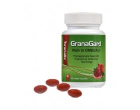 GranaGard –  Έλαιο από τους σπόρους του ροδιού, πλούσιο σε Ωμέγα 5