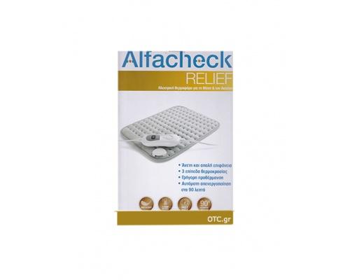 Alfacheck Relief Ηλεκτρiκή Θερμοφόρα για Μέση & Αυχένα