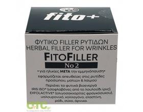 FITO+ FITOFILLER Νο 2 Φυτικός ορός προσώπου, ματιών & λαιμού
