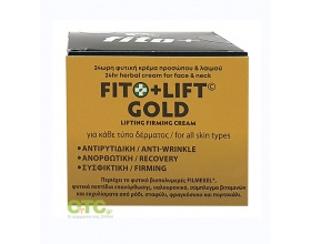 FITO+LIFT GOLD 24ωρη φυτική κρέμα προσώπου & λαιμού